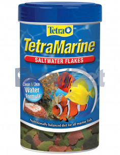TetraMarine Saltwater Flakes