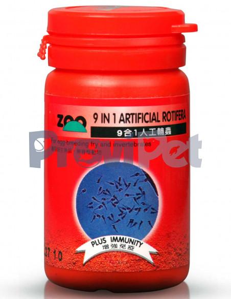 9 in 1 Artificial Rotifera