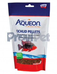 Cichlid Pellets Medium