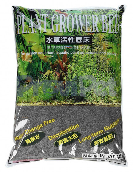 Plant Grower Bed Black