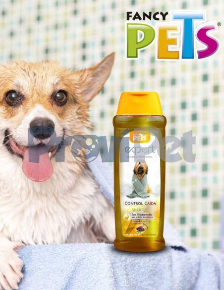 Shampoo Expert Control Caida