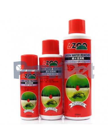 Green Water Remover