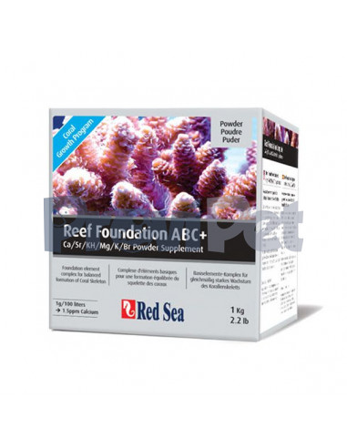 Reef Foundation ABC