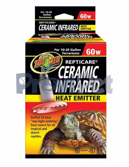 Ceramic Infrared Heat Emitter